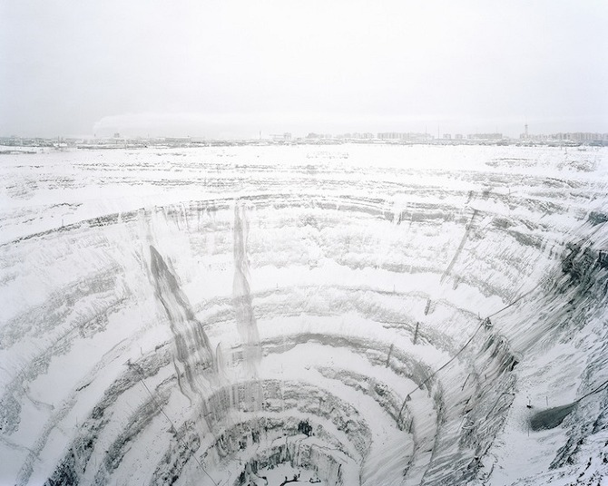 1 Closed%20Cities Mirny Closed Cities by Gregor Sailer in THISISPAPER MAGAZINE