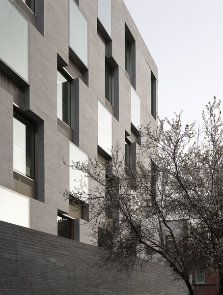 Department of finance grafton architects for Grafton architects
