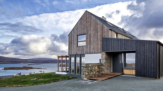 Colbost Rural Design Architects Isle Of Skye And The