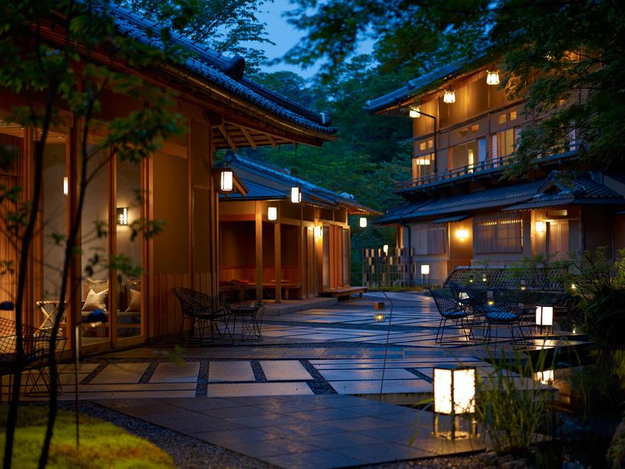 Hoshinoya kyoto jonathan savoie architecture for Design hotel kyoto